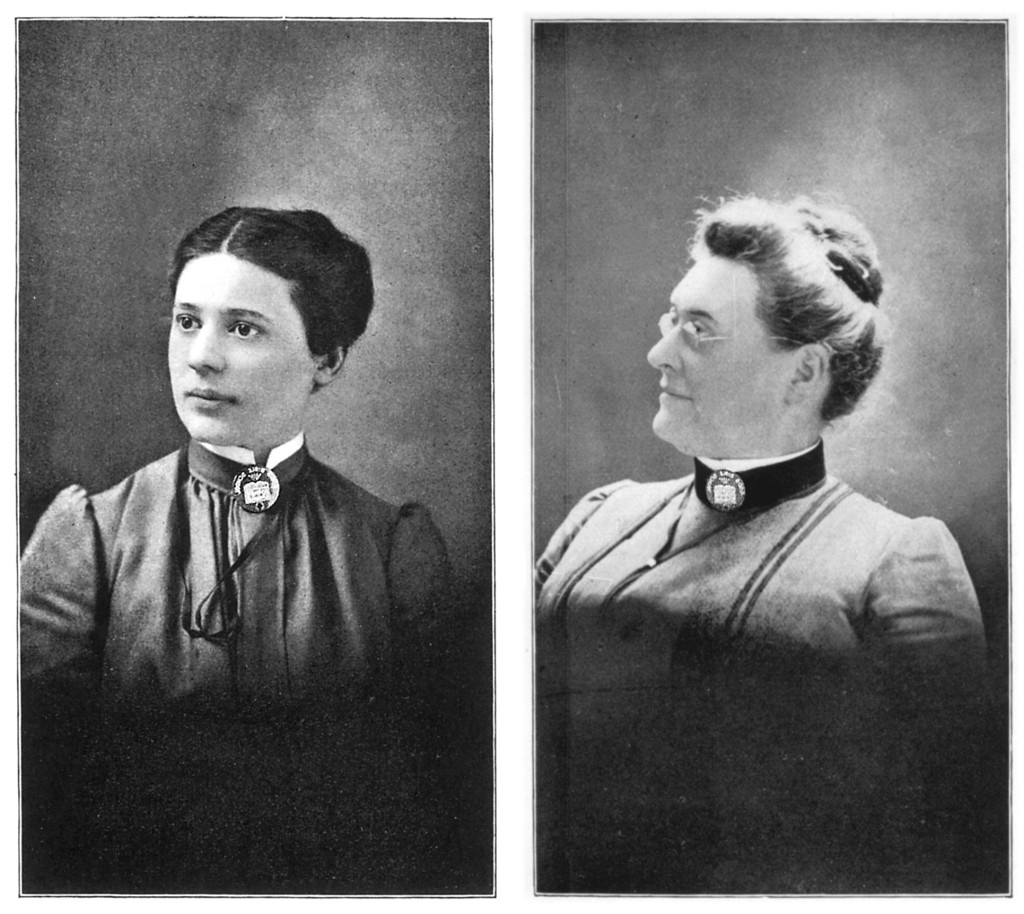 bessie queen standley and mary storey