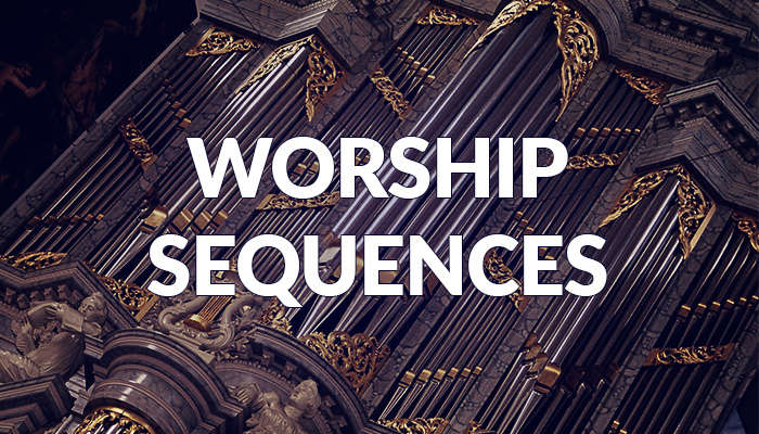 Worship Sequence – Jesus, Our Great Savior