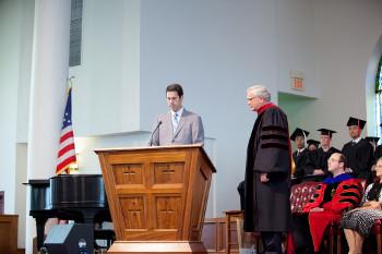 Chancellor Avery Ceremony